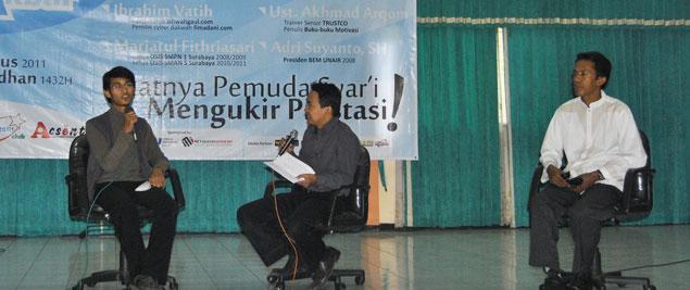 Menjadi Seorang Public Speaker Itu Seru